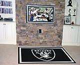 NFL - Oakland Raiders 5 x 8 Rug
