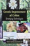 Genetic Improvement of Cotton 9781578081455