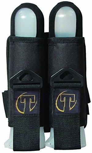 (Tippmann Sport Series 2-Pod Harness, Black)