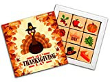 DA CHOCOLATE Candy Souvenir HAPPY THANKSGIVING DAY Chocolate Gift Set 5x5in 1 box (Turkey)