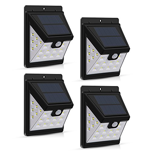 Cheap  Solar Lights Outdoor, CHINFAI Wireless 22 LED Motion Sensor Waterproof Security Wall..