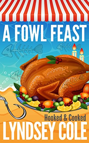Book Cover Of A Fowl Feast