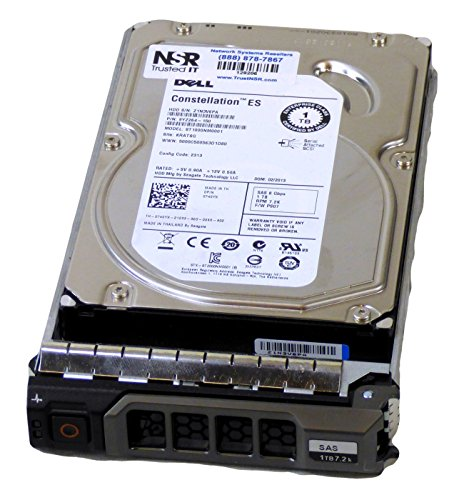 Dell Compatible 1TB 7.2K 6Gb/s 3.5