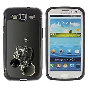 """Hypernova Defender Series TPU protection Cas Case Coque pour Samsung Galaxy S3 III I9300 [Resumen gota""""]"""