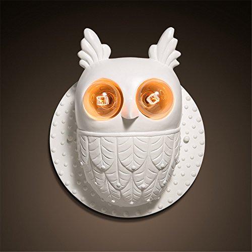 Vintage Owl Outdoor Lights in US - 6