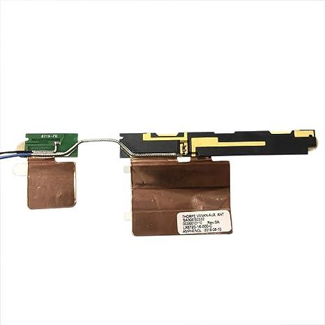 Gintai Antena WWAN + WLAN Kit de repuesto para Lenovo Thinkpad T460S T470S 4G 00UR904 00UR905