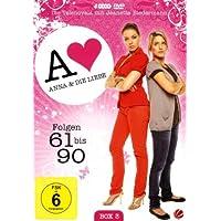 Anna und die Liebe - Box 03, Folgen 61-90 [4 DVDs]