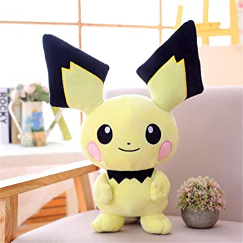 LABULA Pokemon Pikachu Peluche Juguete Mimoso Relleno Animal ...