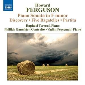 Piano Sonata in F Minor / Discovery / Five Bagatel