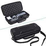Esimen Hard Travel Case for DJI OSMO Mobile 2 Carry Bag Protective Box Handbag (Black 2)