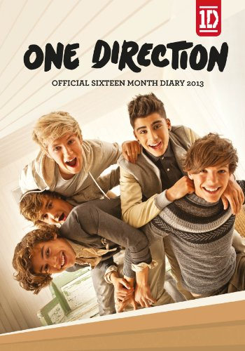 Official One Direction (A6) Diary (One Direction Official Diary)