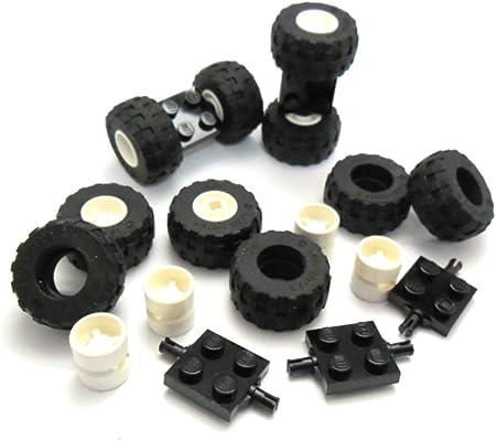 LEGO Parts Wheels Tyres Wheel /& Tire Assemblies *CHOOSE* VARIOUS Tyres