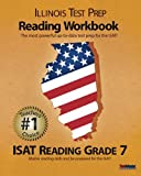 ILLINOIS TEST PREP Reading Workbook ISAT Reading Grade 7, Test Master Press California Staff, 146368133X