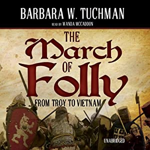 The March of Folly Hörbuch