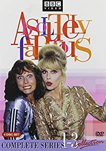 Absolutely Fabulous - Complete Series 1-3 by BBC Warner