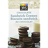 365 Everyday Value Chocolate Sandwich Cremes, 20 oz