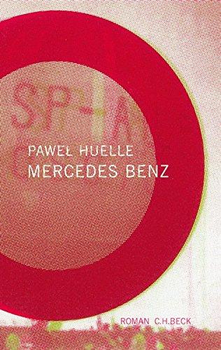 Mercedes Benz: Aus den Briefen an Hrabal. Roman