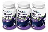 TRUEplus® Glucose Tablets, Grape Flavor - 50ct