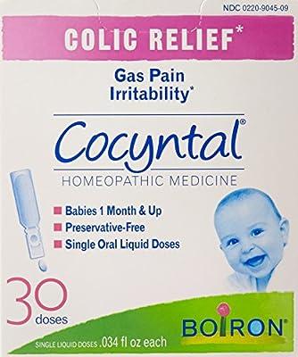 Boiron Cocyntal Colic Relief, 0.034 Fl Oz Each, 15 Count