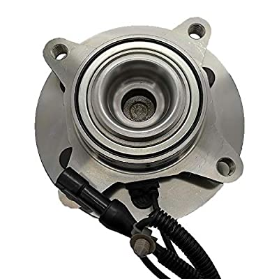AutoForever Front Left & Right Wheel Hub and Bearing Assembly 515117 Fit for 2009 2010 Ford F150 2WD Expedition 2WD Lincoln Navigator 2WD: Automotive