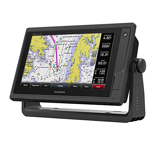 "Garmin GPSMAP 942xs, ClearVu and Traditional Chirp Sonar with Mapping, 9"", 010-01739-03"