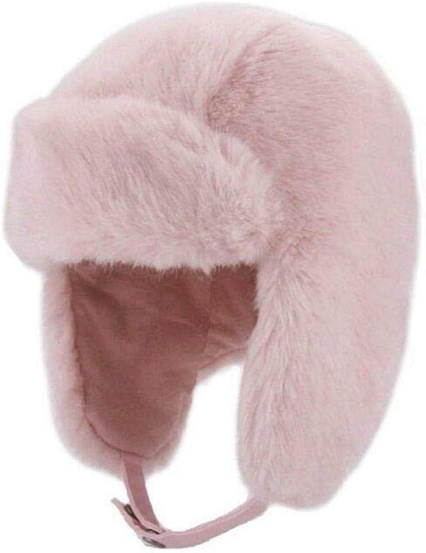 ZPAYFSDS Woman's Faux Fur...