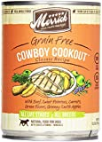 Merrick, Canned Dog Food, 5-Star Cowboy Cookout 13.2 oz. Review
