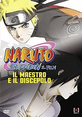 Naruto Shippuden - Il Film - Il Maestro E Il Discepolo ...