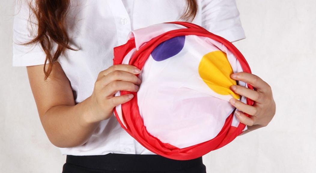 Babyspielzeug Longra Beweglicher Hexagon Kinder Baby B/ällebad Ballpool Pool B/ällepool Drinnen und drau/ßen,Kinder Spielzeug Spiel Zelt mit Aufbewahrungstasche f/ür Kindergeschenke