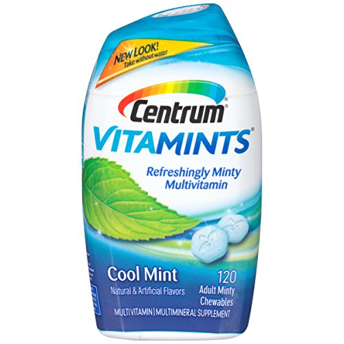 Centrum Vitamints Chewable Multivitamin Supplement product image