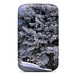 New Arrival Rich Winter Tree OQxUpfo1665iaqoe Case Cover/ S3 Galaxy Case