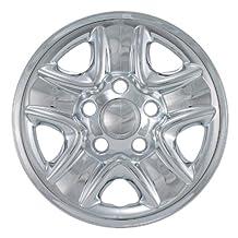 "Bully Imposter IMP-77X, Toyota, 18"" Chrome Replica Wheel Cover, (Set of 4)"