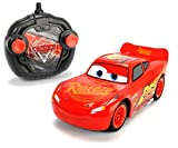Simba-Dickie Disney Cars 203084003S02 Cars 3 Turbo RC Racer Lightning Mcqueen Toy