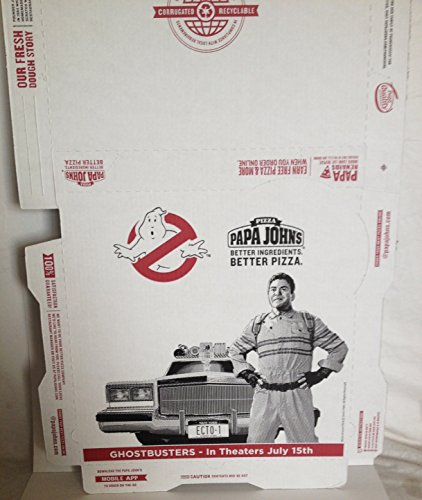 ghostbusters-2016-papa-johns-pizza-box-new-unused