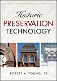 img - for Historic Preservation Technology: A Primer book / textbook / text book