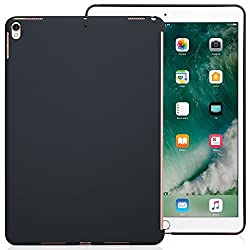iPad Pro 10.5 Inch Charcoal Gray Color Case - Companion Cover - Perfect match for Apple Smart keyboard and Cover