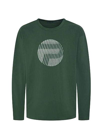 Pepe Jeans Camiseta Joshua Verde Hombre: Amazon.es: Ropa y accesorios