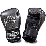 Top King Muay Thai Boxing Gloves TTKBGEM-02 Gold