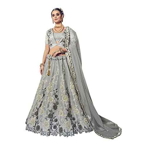 Bridal Wedding Designer Bollywood Women Lehenga Choli Dupatta Ceremony Chaniya Choli Collection 734 3 -