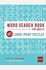 Funster Word Search Book for Adults: 101 Large-Print Puzzles Paperback