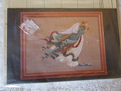 Angel of Light Cross Stitch Pattern ()