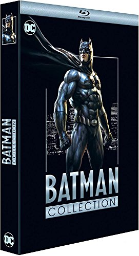 Batman Collection: The Dark Knight parties 1 & 2 + Year One + The Killing Joke + Le fils de Batman + Batman vs. Robin + Mauvais sang [Blu-ray]