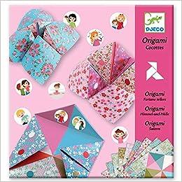 easy origami fortune teller - YouTube | 260x260