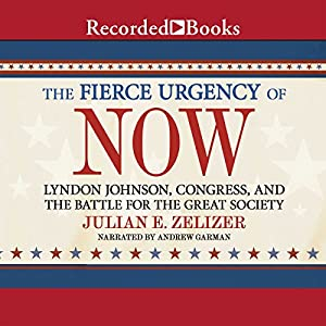 The Fierce Urgency of Now Audiobook