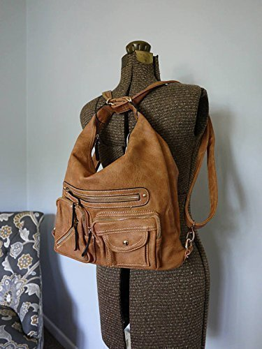 Ladies Camera Backpack DSLR Backpack Convertible Camera Bag by ShutterTotes
