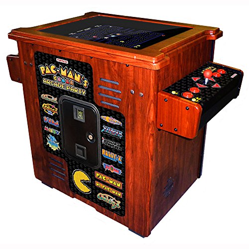 arcade machine pac man - 6