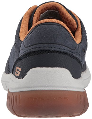 Skechers Meson Men Men Relto USA Navy xH4rx
