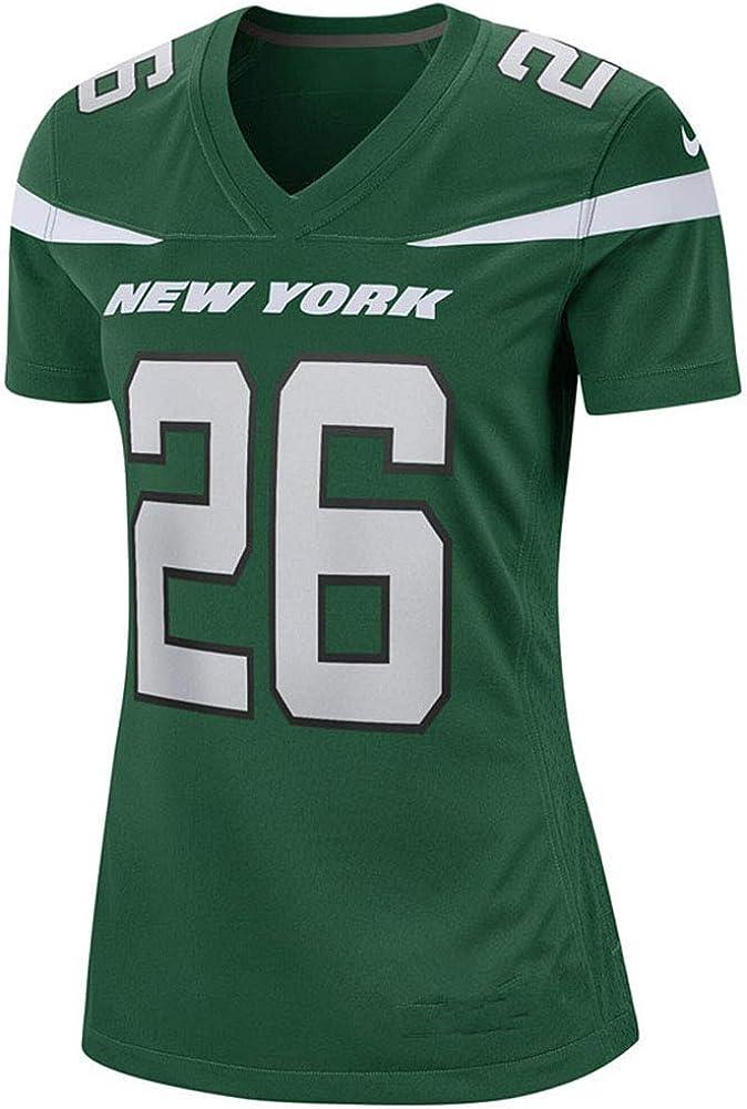 NCNC # 26 New York Jets Maye Rugby Jerseys for Women xs-XL American Football T-Shirt Football Sportswear