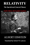 Relativity: The Special and General Theory [New Edition with Readable Equations]