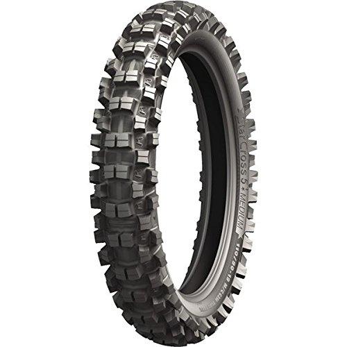Michelin StarCross 5 Medium Terrain Tire 120/80x19 - Fits: Honda CRF450R 2009-2020